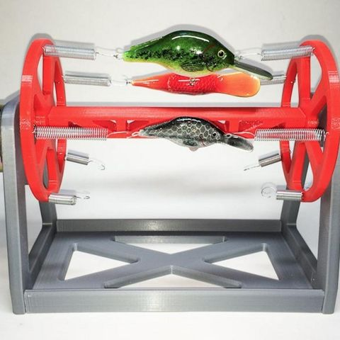 1000 images about future man 3d printing on pinterest for 3d printed fishing lures