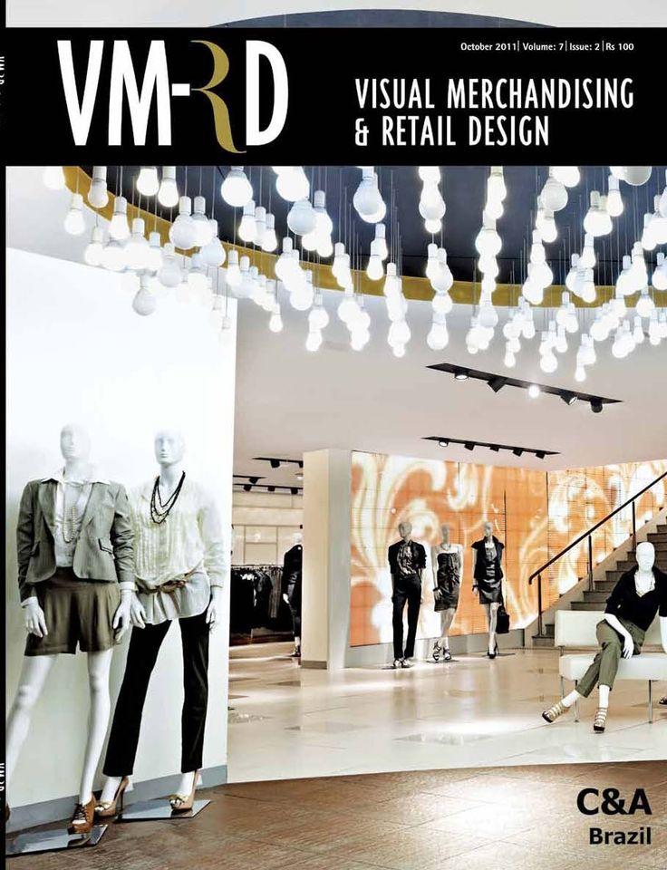 Visual Merchandising And Retail Design Magazine Buy