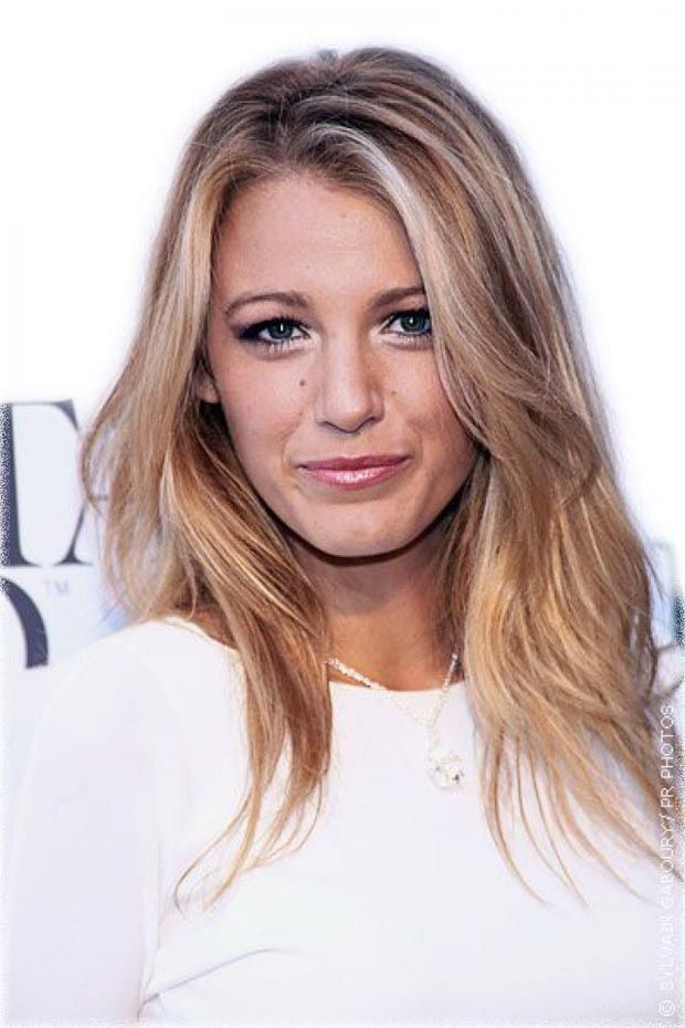 Long, Blonde Hairstyles for Thick Hair