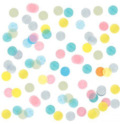 Confettis de table | Sachet Confettis Pastel Multicolore 15g pour P�QUES - Coloris : MULTICOLORE - Prix : 3�50. Vendu et .... CONFETTIS | Sachet confetti ronde� En stock   Exp�dition le jour m�me.