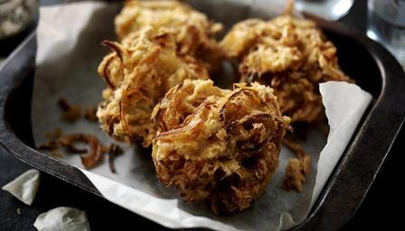 BBC - Food - Recipes : Onion bhaji