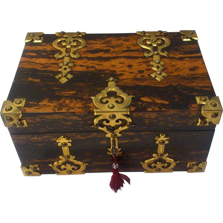 French Box circa 1880