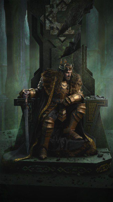 Kingdom of Thorin Oakenshield