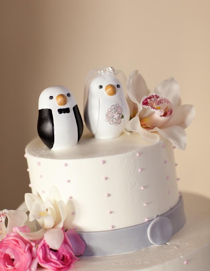 Cute cake topper :)
