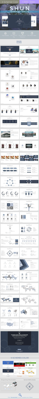 Shun – Powerpoint Template (PowerPoint Templates)