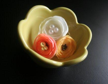 しゅわっと焼いて立体感のあるお花の指輪☆スプリンジーリングの作り方 | CRASIA(クラシア)