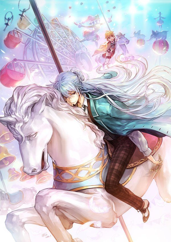 Magical pony.