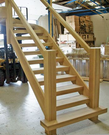 Best Oak Towsend Staircase In The Workshop Dream Front 640 x 480
