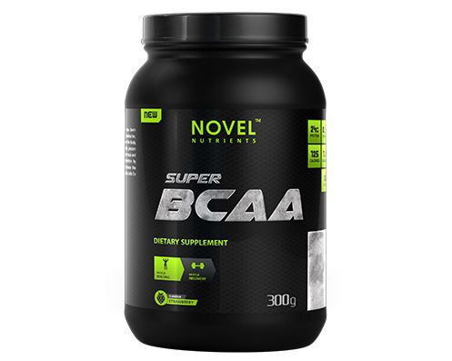 SUPER BCAA  is a concentrated blend of Free Form Amino Acids. This product has been formulated to increase nitrogen levels which may decrease recovery time. Isoleucine, Leucine and Valine are categorized as the BCAA and they are essential because the body does not produce them. The BCAA are responsible for stimulating muscle protein synthesis and inhibiting protein breakdown.