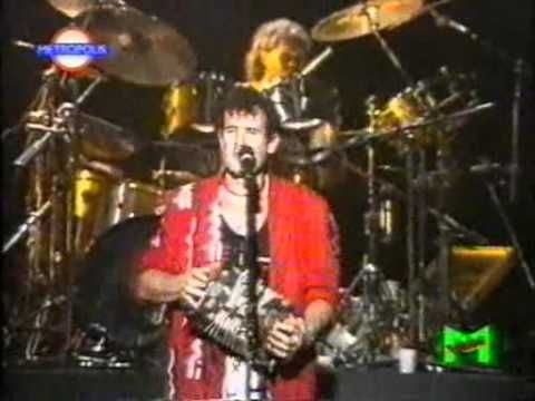 Johnny Clegg & Savuka - I Call Your Name (Live in Italy - Shadow Man Tour, 1989) Videomusic