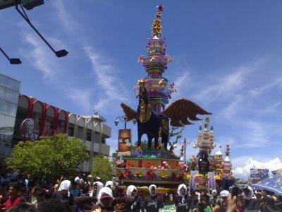 wisata bengkulu - budaya bengkulu setiap bulan muharam