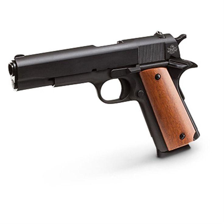 Rock Island Armory 1911 Full Size GI, Semi-automatic, .45 ACP, 51421, 480601551421