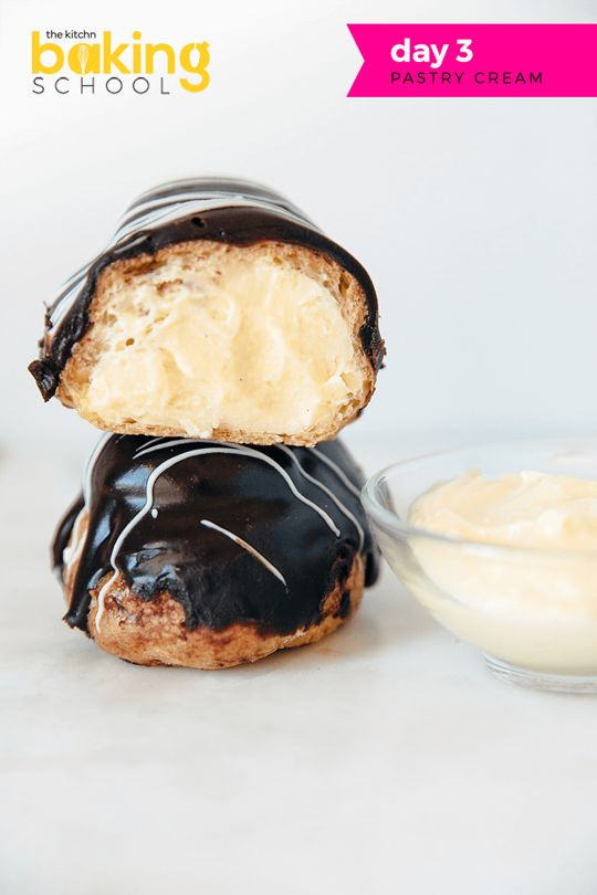 Baking School Day 3: Pastry Cream — The Kitchn's Baking School   The Kitchn