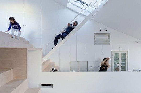 House K / Sou Fujimoto Architects   AA13 – blog – Inspiration – Design – Architecture – Photographie – Art