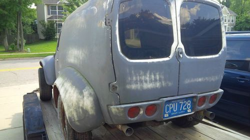 1974 VW Super Beetle Gundaker Vandetta Conversion, image 9