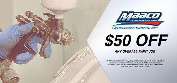 Maaco Collision Repair Auto Painting Little Canada Mn