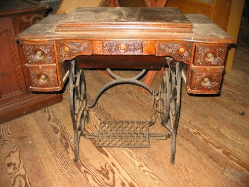 101 best treadle sewing machines images on pinterest treadle antique sewing machines for sale sciox Choice Image