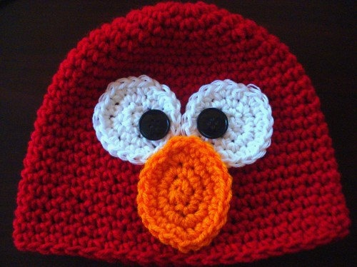 The 200 Best Elmo Images On Pinterest Beanies Crochet Granny And