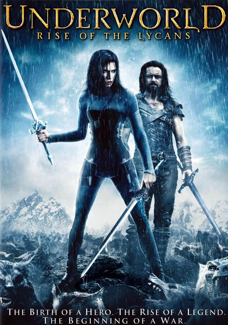 ✿ Underworld: Rise of the Lycans ✿