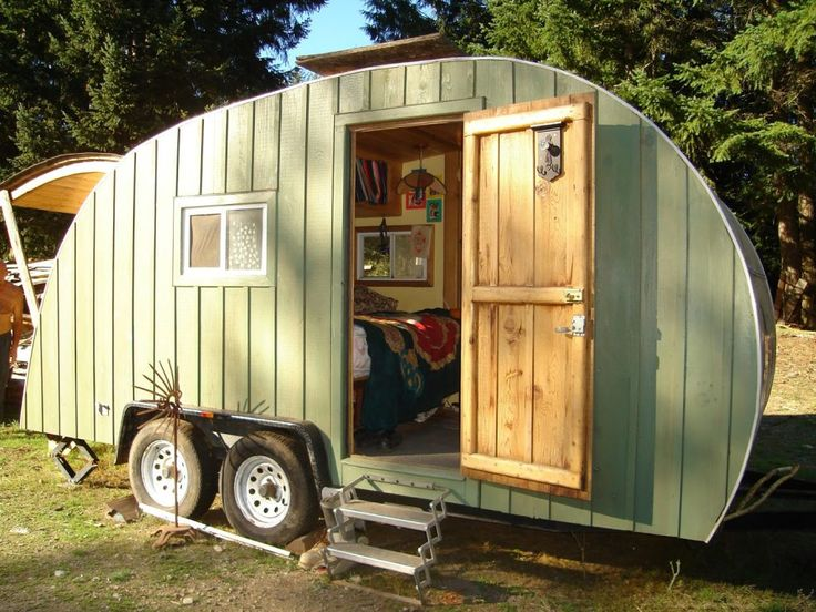 Non-Toxic Teardrop Trailer - My Chemical-Free House in ...
