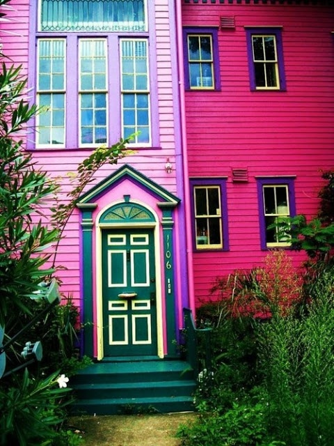 Colorful House Collection (10 pics)