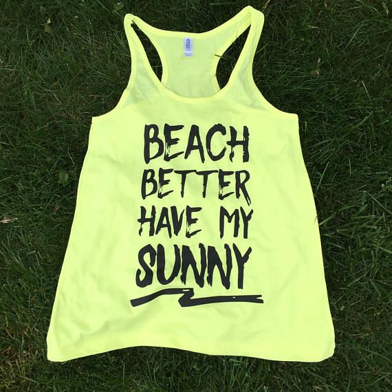 cabb65d5 BEACH better have my SUNNY! Our summer designs have finally hit the shop,  and