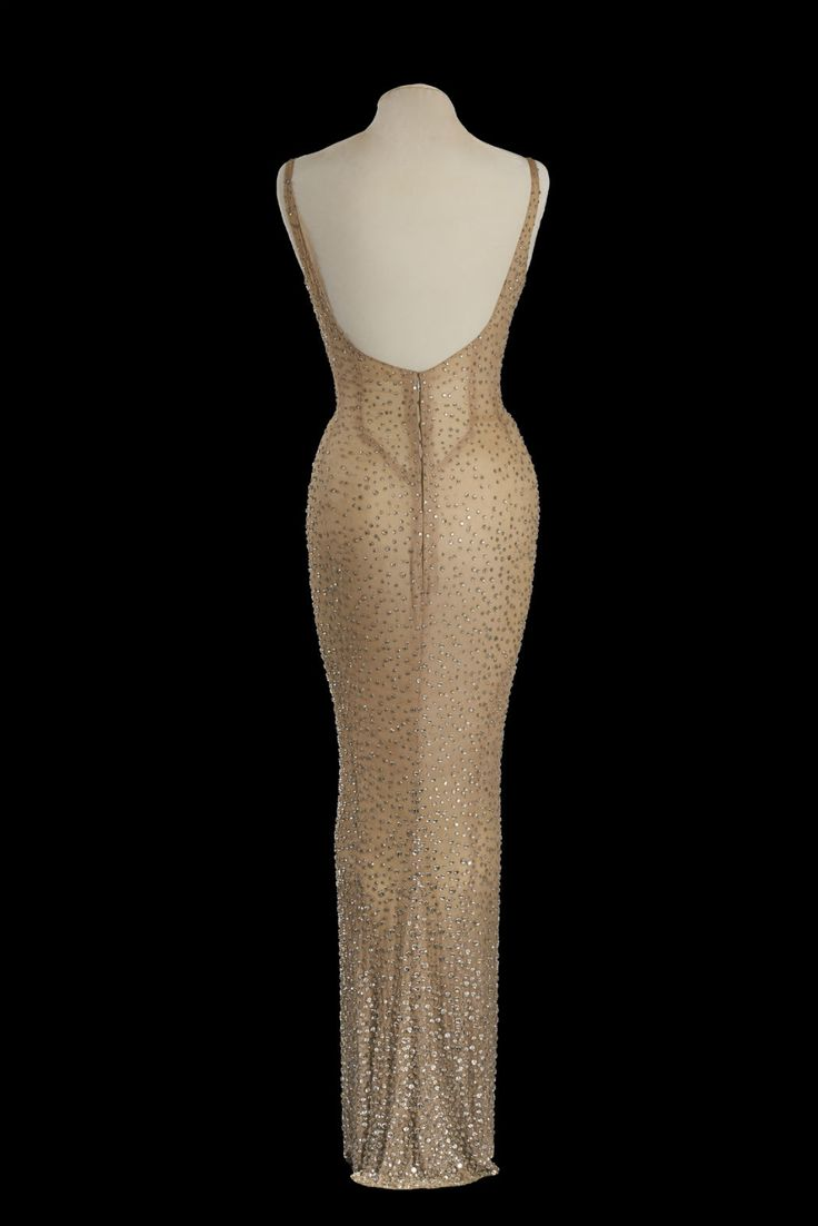 """Marilyn Monroe's """"Happy Birthday Mr. President"""" Dress Sells for $4.8M at Auction 