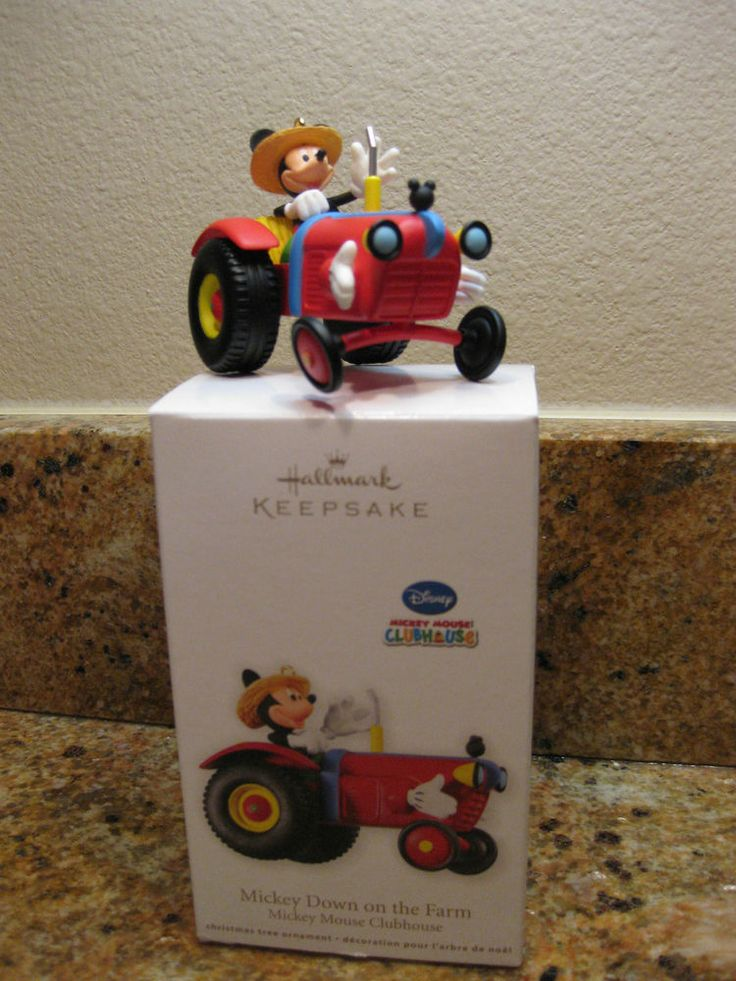 Mickey Mouse Cartoons John Deere Tractors : Best images about cumple granja mickey on pinterest