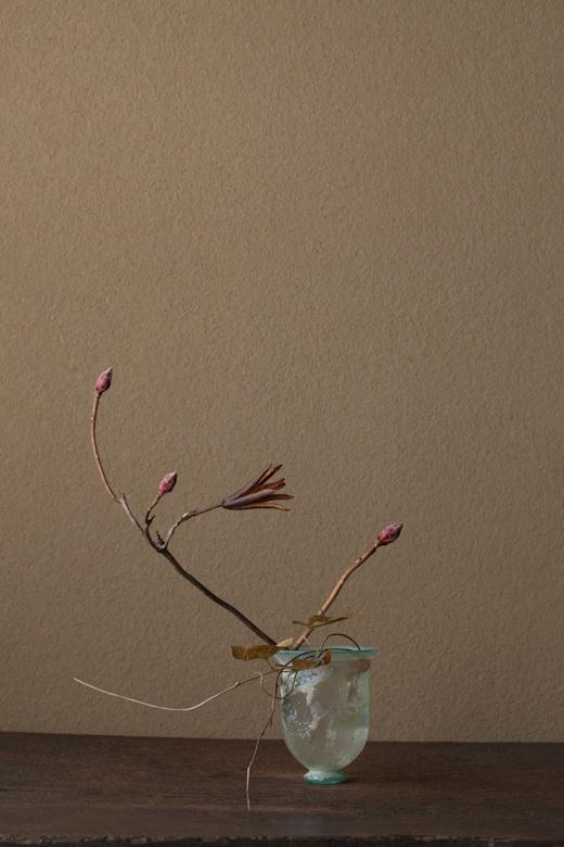 Ikebana by Toshiro Kawase