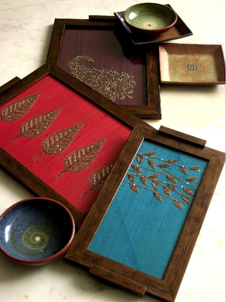 Gift a slice of India, with these trays