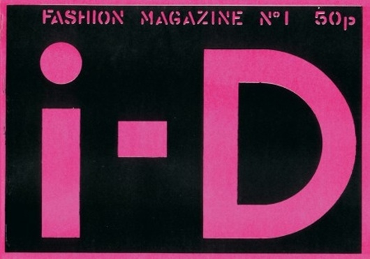 i-D's covers