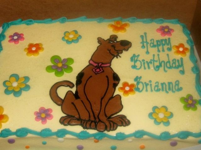 1000 Images About Scooby Do Cakes On Pinterest Birthday