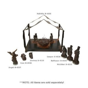 Camay Nacimiento Nativity Set: Jan Barboglio, Nativity Sets, Barboglio Camay, Holidays, Barboglio Native, Ornaments Irons, Nacimiento Native, Camay Nacimiento, Native Sets