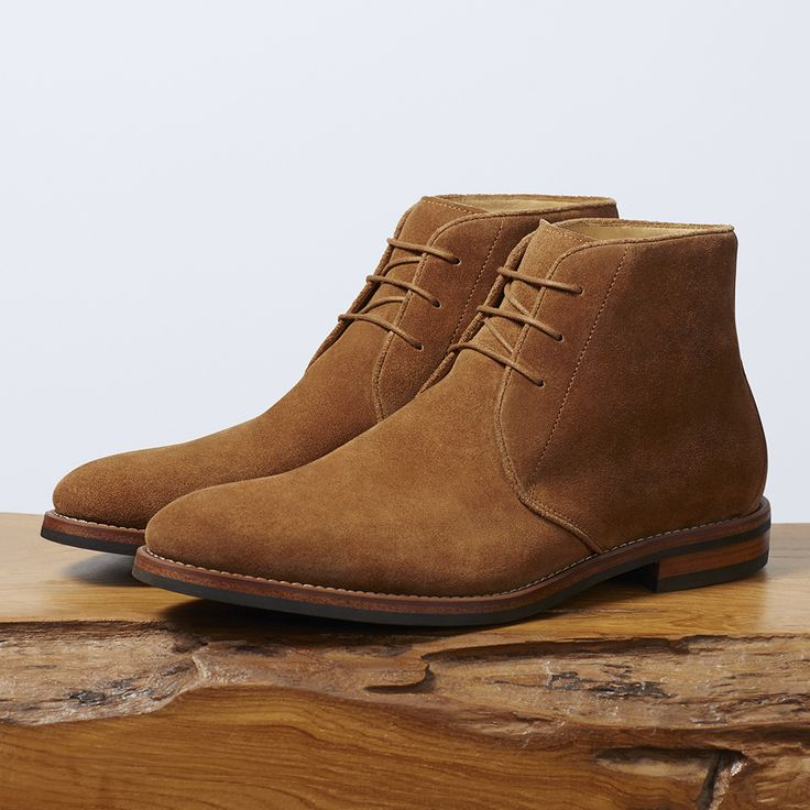 Falling for these men's boots from Aldo!