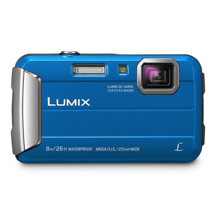 Panasonic Lumix DMC-TS30 Waterproof Camera - BestProducts.com