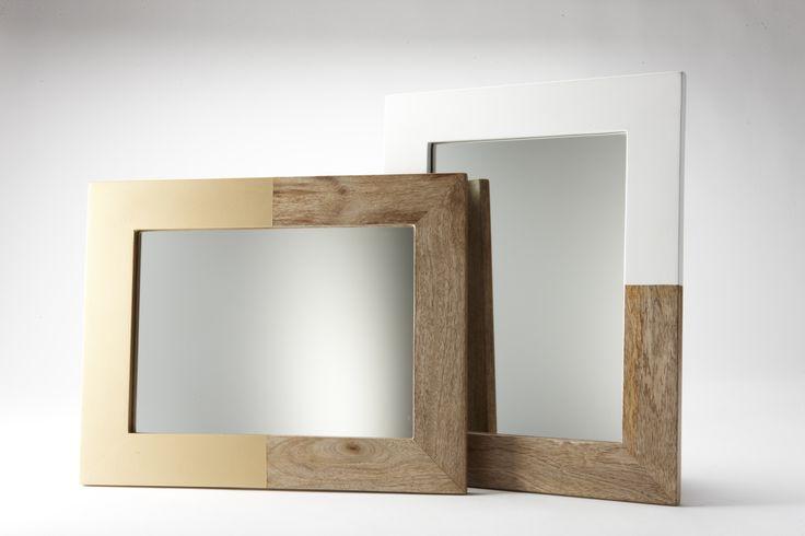 @Nathan Santos Berkus  Double Finish Mirror