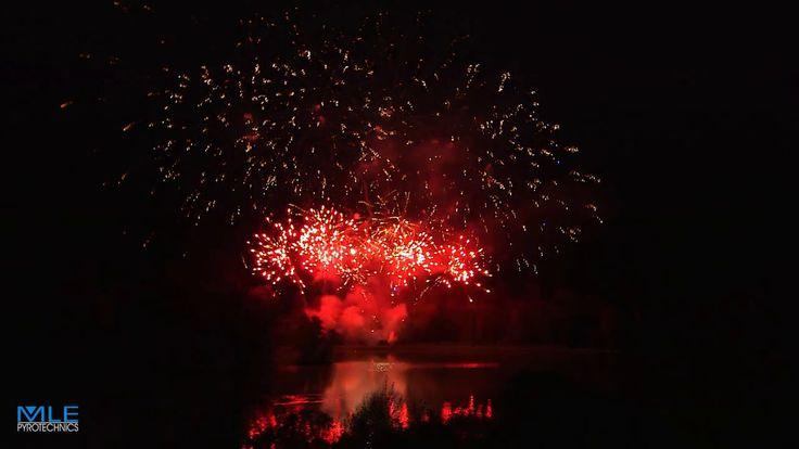 Fireworks Eastnor Castle - 25th April 2015 - MLE Pyrotechnics