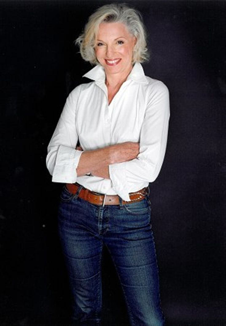 Susie Bennett ~ Inspiration for still rocking tight jeans when I'm older.