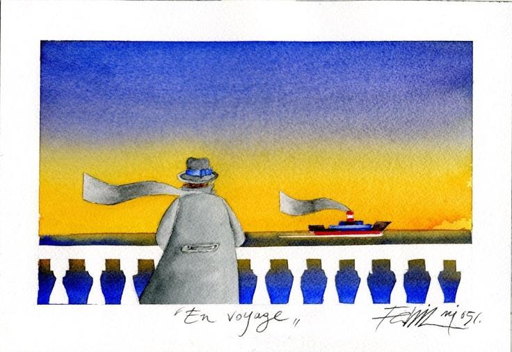 Sergio Fedriani, La vita è sogno
