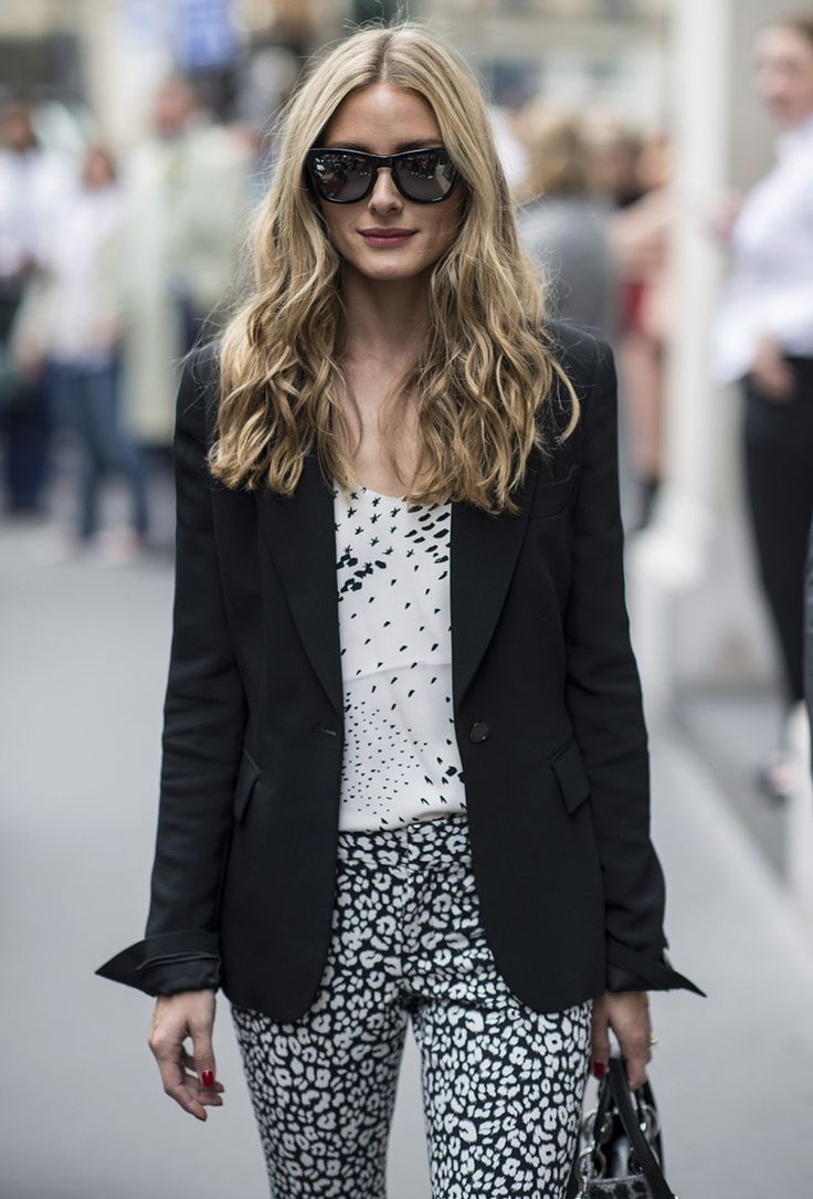 Olivia Palermo, Paris