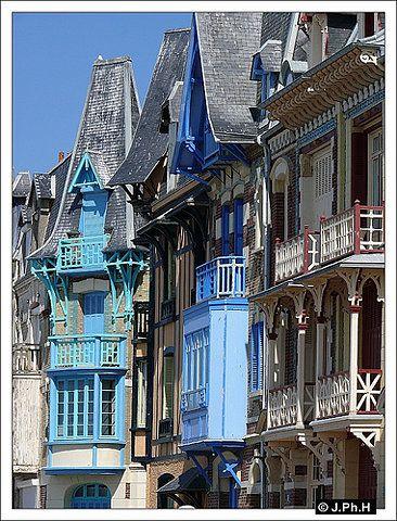 Mers les Bains, France