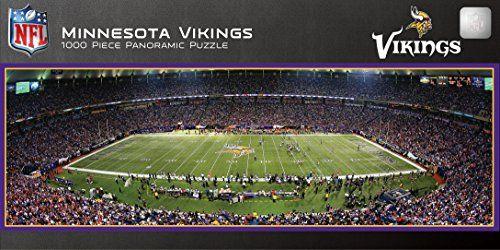 MasterPieces NFL Stadium Panoramic Jigsaw Puzzle 1000-Piece