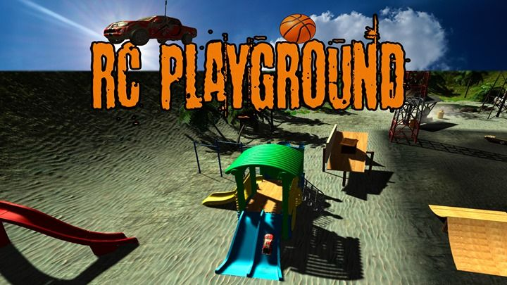 RC Playground - VR RC Racing Game Released on the Oculus Store