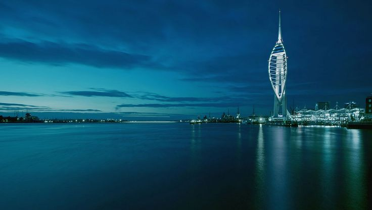 Portsmouth City Guide, Including Hotels