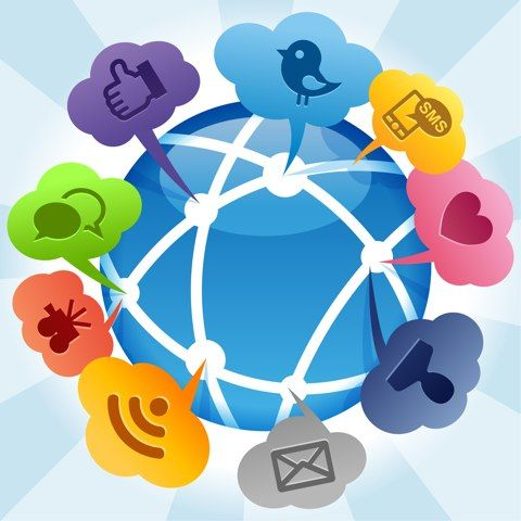 AdSense & Blogger SEO Tricks: How To Add Social Sharing Widget In Blogspot Blog~...