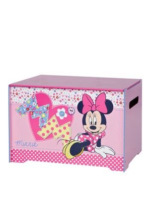 Toy Box Http Www Isme Com Minnie Mouse Toy Box