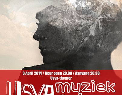 USVA Music Quizz Poster #illustration #creativity #graphicdesign #freelance #design #illustrator #design #poster