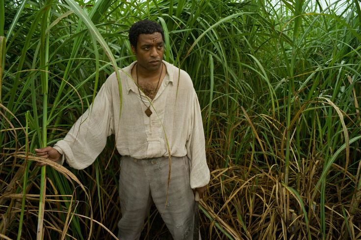 """Chiwetel Ejiofor stars as Solomon Northup in \""""12 Years a Slave,\"""" for which costume designer Patricia Norris received a nomination."""