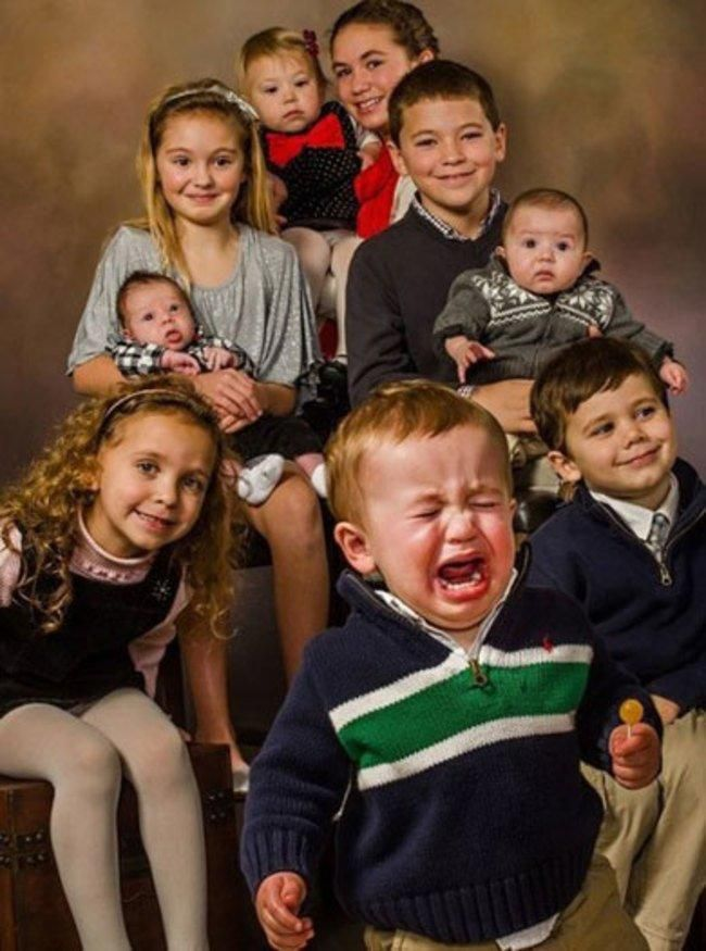 Best These Baby Portraits Gone Wrong Will Definitely Make - 29 awkward family photos ever