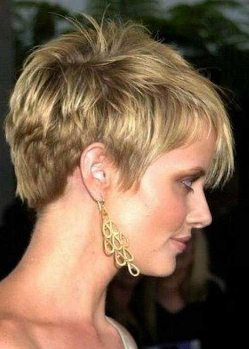 cool really cute hairstyles for short hair 2016 //  #2016 #Cute #Hair #Hairstyles #really #Short